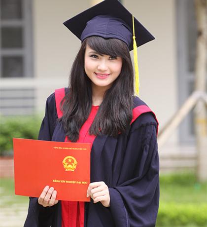 Áo tốt nghiệp phổ thông T03